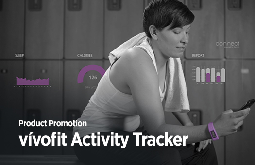 vívofit Activity Tracker