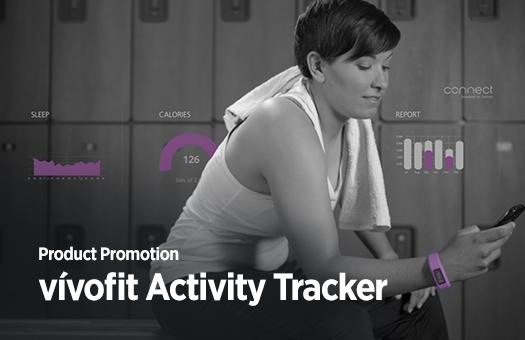 vívofit Activity Tracker